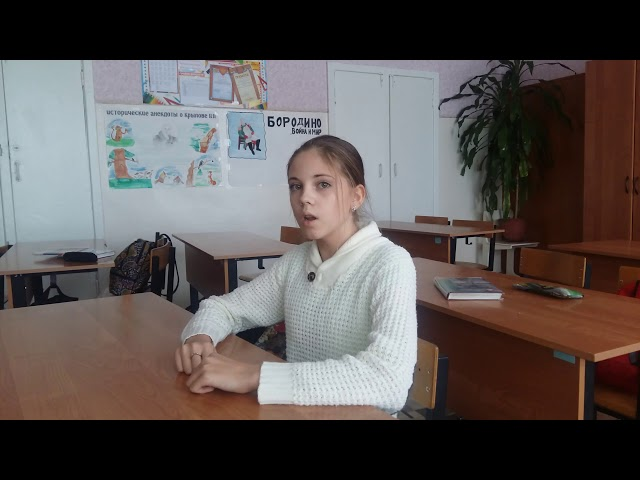 Изображение предпросмотра прочтения – ЮлияВласова читает отрывок изпроизведения «Юшка» А.П.Платонова