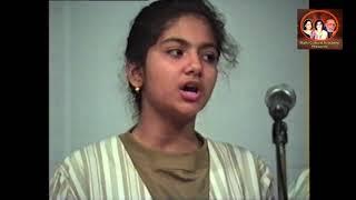 Manisha and Geetanjali -Sindhi Song -Nai Aa Nit- Lyrics -Narayan Shyam -In Murk Publication Program