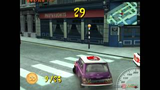 Top Gear Dare Devil - Gameplay PS2 HD 720P