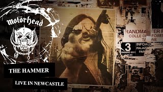 Motörhead – The Hammer (Live in Newcastle 1981)
