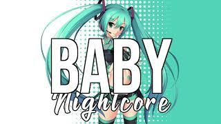 (NIGHTCORE) Baby (feat. Marina and The Diamonds & Luis Fonsi) - Clean Bandit