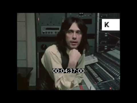 1970s Mike Vernon Interview   Kinolibrary