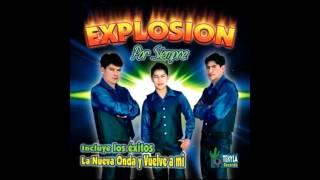 Grupo Explosion - Por Siempre (completo) cumbia ranchera