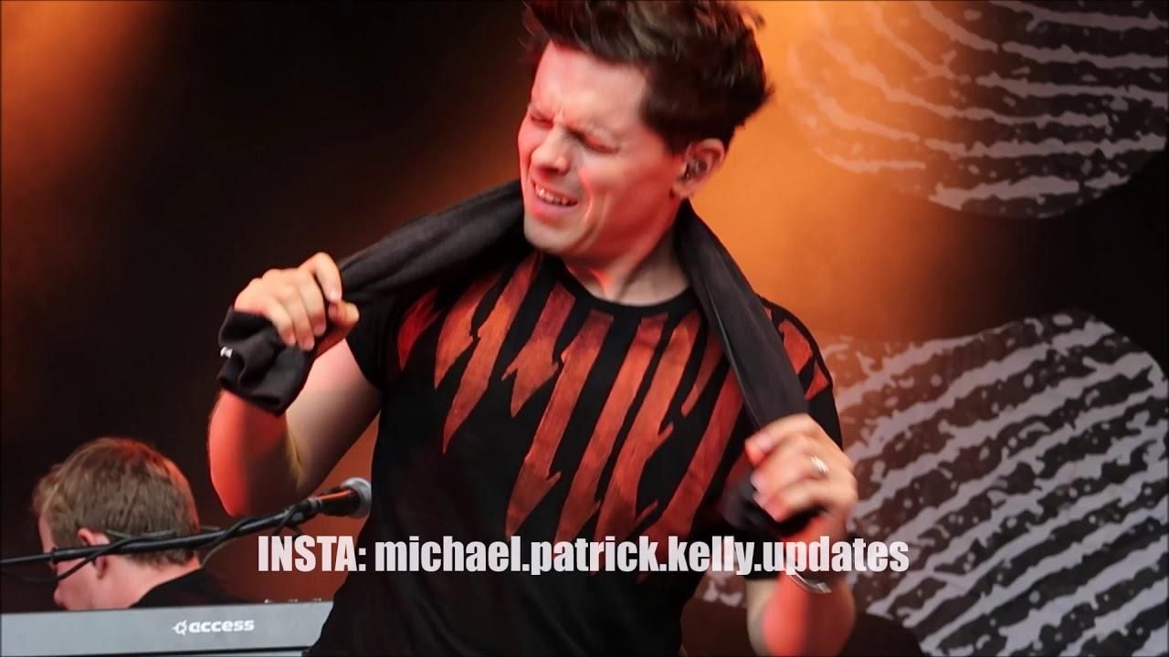 Michael Patrick Kelly Tour 2021