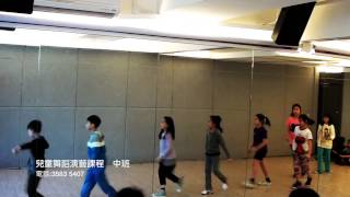 兒童舞蹈演藝課程 - Dance Union@Sunny Wong
