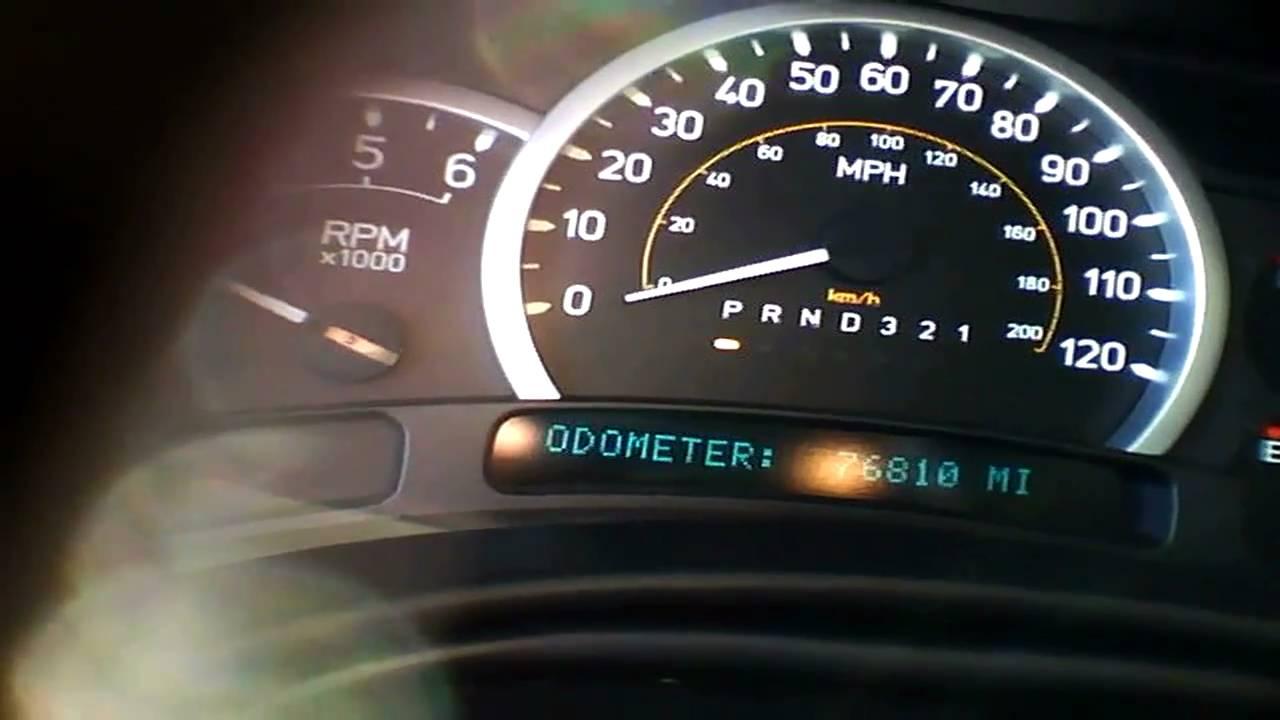 2006 Hummer H2 6.0L V8 Start Up & Rev - YouTube