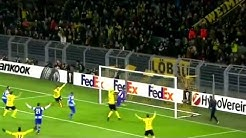 Borussia Dortmund vs FC Porto  UEFA Europa League Highlights Goals""