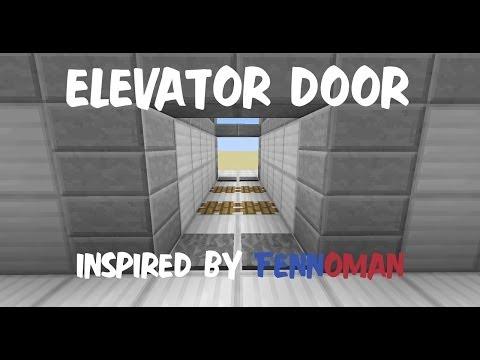 Elevator Door (Inspired by Fennoman)