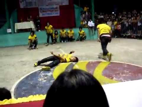 Tribes Generation Accident (Dance Competition) - Sta. Maria Fiesta 2010 Dasmariñas, Cavite