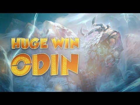 BIG WIN!!!! Odin big win - Casino - Bonus Round (Casino Slots)