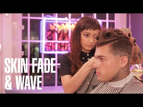 How to Style: Stephen James Skin Fade Haircut Tutorial