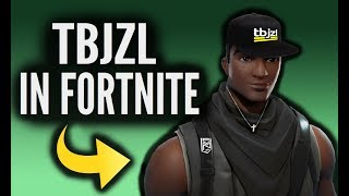 MAKING TBJZL FORTNITE SKIN