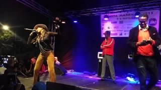 QUEEN TASHA 2016 SALAAN MAMA AFRICA LIVE STOCKHOLM