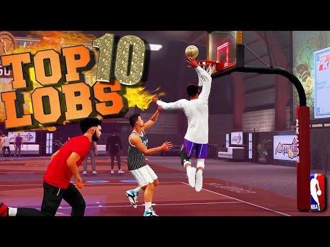 NBA 2K18 TOP 10 PLAYS Of The WEEK - LOBS, Alley-Oops Highlights