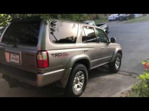 3rd Gen Toyota 4runner Rust Removal Rusty Frame Youtube
