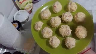 """Крабовые палочки с яйцом и сыром. Легкий и вкусный рецепт закуски с крабовых палочек """"Раффаэлло""""."""