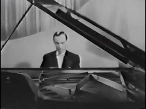 Valse brillante de Chopin - Alexander Brailowsky - a Film by Max Ophüls (1936)