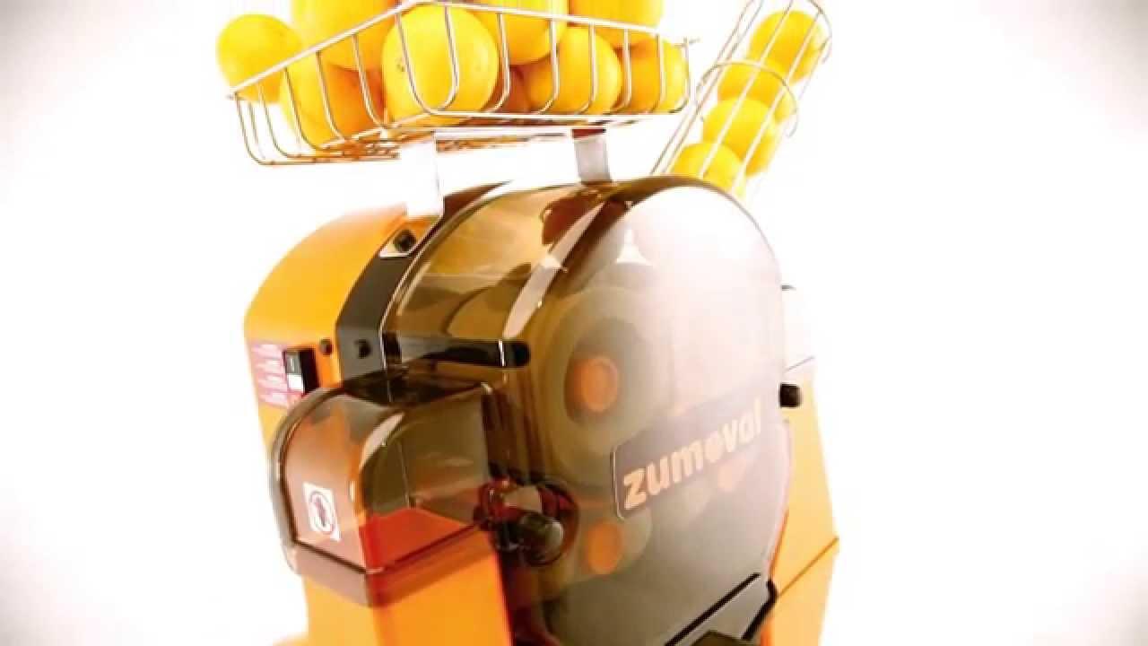 Zumoval Big Basic Juicer Machine Youtube