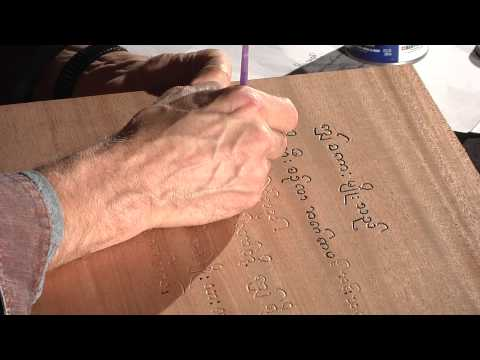 Endangered Alphabets: Painting in Practice