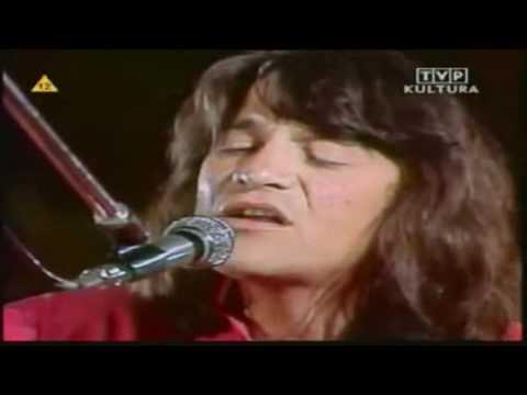 Piccola E Fragile - Drupi LIVE 1975. + TESTO
