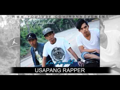 USAPANG RAPPER - Los Angelah