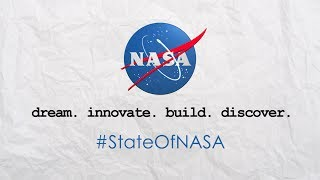 NASA: Dream. Innovate. Build. Discover.