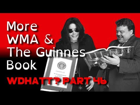 "What DID happen (to Michael Jackson) after the Trial? Pt 46 ""More WMA & the Guinness Book"" Mp3"