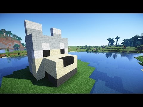 Красивый дом для майнкрафт Gisors