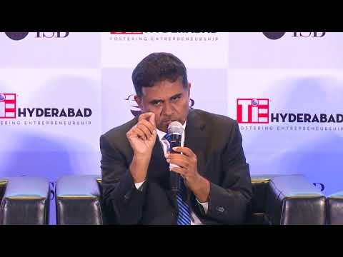 Billion Dollar Panel   TiE ISB Connect   2017   Panel Discussion