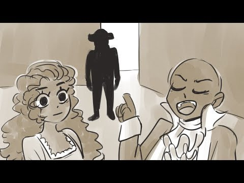 George Washington | Hamilton (joke) Animatic