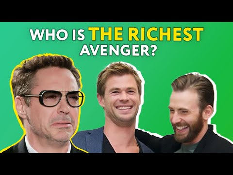Avengers Endgame: Net Worth Revealed  | ⭐OSSA