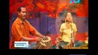 Nirmalyam: Song- Thiruvaranmula vazhum ...