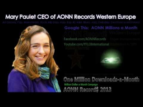 Mary Paulet New CEO of Major Western European Record Label 2013