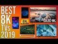 BEST 8K TVs 2019   TOP 3 BEST 8K TVs of 2019   CES 2019