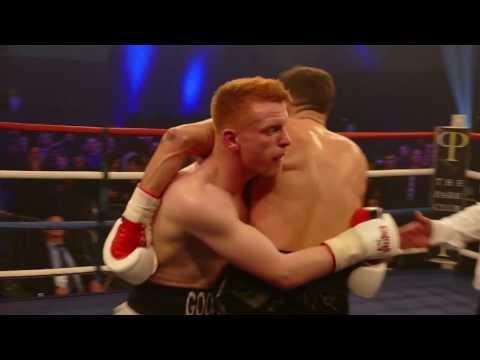 The Park Club Charity Boxing - PRO FIGHT - Chris Goodwin V Karim Aliliche