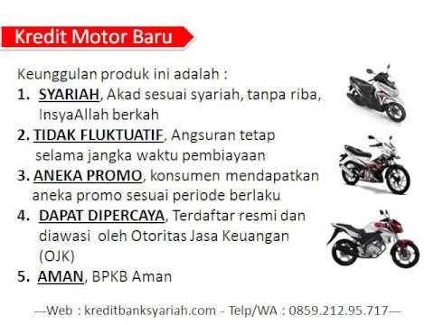 Kredit Motor Mobil Bekas Pinjaman Dana Bpr Syariah Alsalaam Youtube