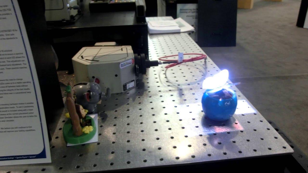 Homemade Solar Lights Solar Light Simulator For Solar Cells Tests Using Leds Youtube