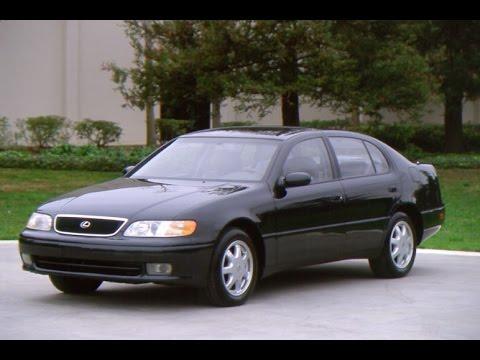 1991 lexus gs