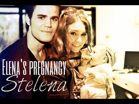 Elena's Pregnancy||Stelenaღ (part1) - YouTube