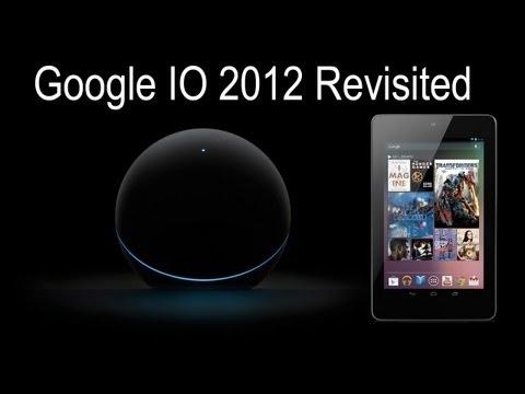 Google Nexus 7 Tablet & Nexus Q