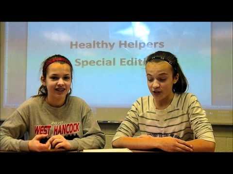 West Hancock Middle School Healthy Video