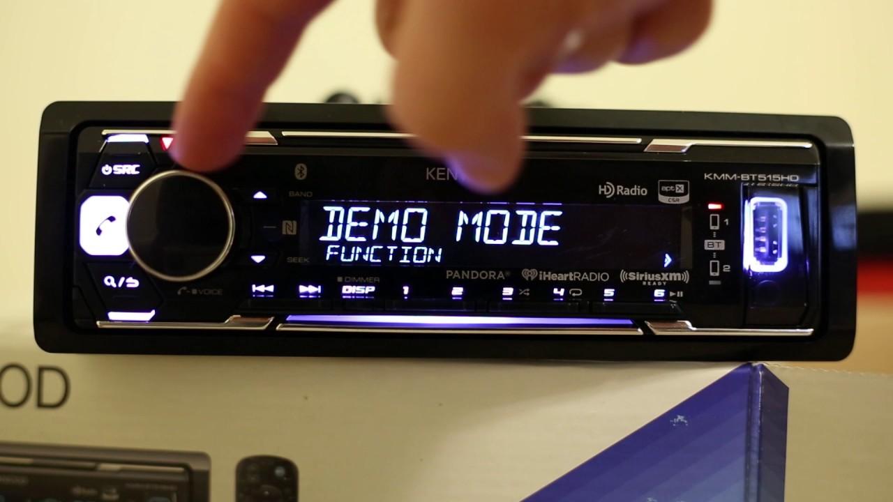 Kenwood Kmm Bt515hd Review