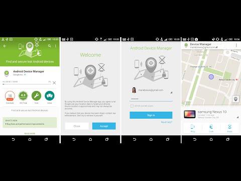 Как да активираме проследяване на телефон с Андроид