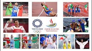 Olimpiadi TOKYO 2020 - Gli ORI Italiani