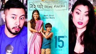MERE PYARE PRIME MINISTER | Rakeysh Omprakash Mehra | Trailer Reaction!
