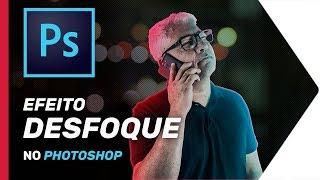 Como criar efeito de desfoque de fundo no Adobe Photoshop CC | Make Fast #50 | MX Cursos