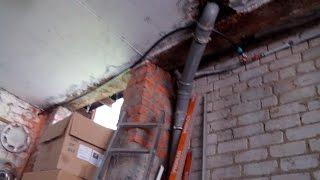 Вызвать сантехника для монтажа водопровода и канализации Киев, Бровары, Борисполь(Проложили своими руками 130 метров трубы и до 10 метров канализации. Установили счетчик, смеситель.... Больше..., 2015-09-13T20:31:05.000Z)