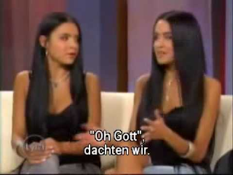 Rassismus In Hollywood -Tyra Interviewt Die Baker Twins Und Irene Bedard (Deutsche Untertitel)