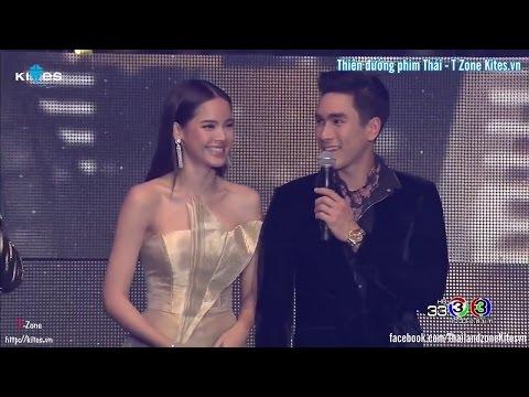 [Vietsub] Phần giới thiệu 8 cặp đôi màn ảnh đài CH3 trong concert Love is in the air 170429