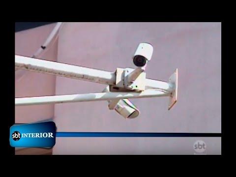 Área central de Rio Preto vai receber mais oito câmeras de monitoramento para segurança